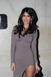 Jasmin Walia Style - DSTRKT Nightclub in Piccadilly, London - January 2015