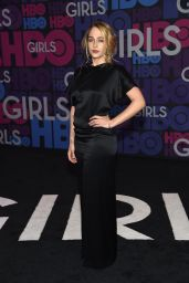 Jemima Kirke – 'Girls' Season 4 Premiere at Museum of Natural History in New York City