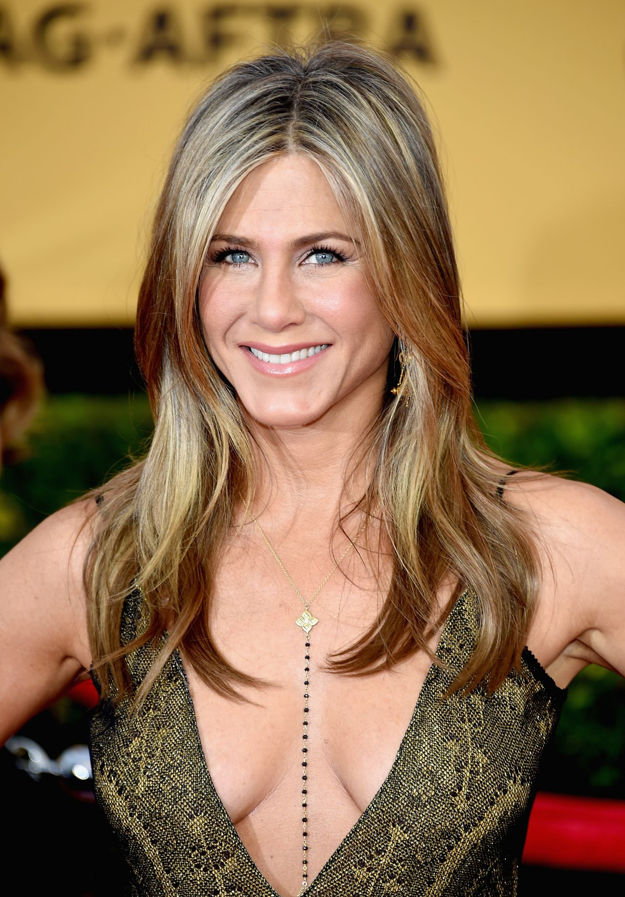 Jennifer Aniston – 2015 SAG Awards in Los Angeles Jennifer Aniston