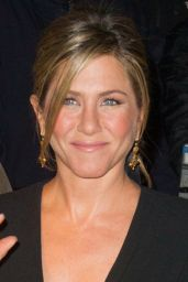 Jennifer Aniston - at The Daily Show With Jon Stewart in New York City, Jan 2015