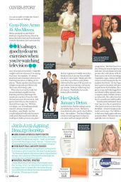 Jennifer Aniston - Look Magazine (UK) January 2015 Issue