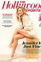 Jennifer Aniston - The Hollywood Reporter Magazine Cover, January 2015