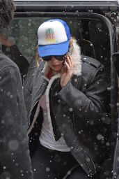 Jennifer Lawrence - Out in New York City - January 2015