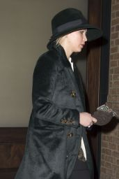 Jennifer Lawrence Style - Out in New York City, January 2015