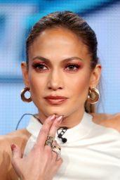 Jennifer Lopez - 2015 Winter TCA Tour - Day 11 in Pasadena