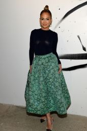 Jennifer Lopez - AOL Build Speaker Series in New York City, January 2015