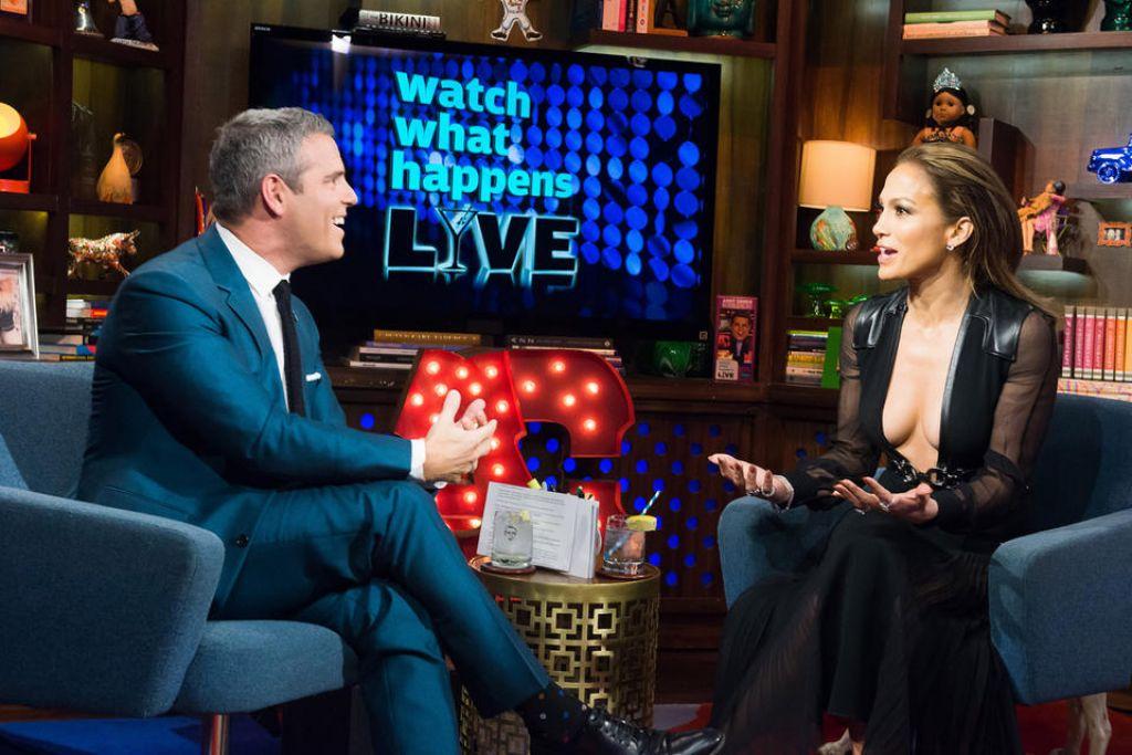 Jennifer Lopez - 2015 Celebrity Photos - Appeared on Watch ...