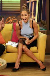 Jennifer Lopez - at Univision