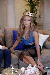 Jennifer Lopez - Nuestra Belleza Latina 2015 Taping in Miami