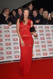 Jess Impiazzi – 2015 National Television Awards in London
