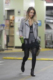 Jessica Alba Style - Out in Los Angeles, January 2015
