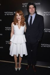 Jessica Chastain - 2014 National Board Of Review Gala in New York City
