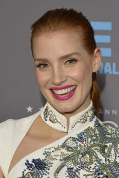 Jessica Chastain – 2015 Critics Choice Movie Awards in Los Angeles