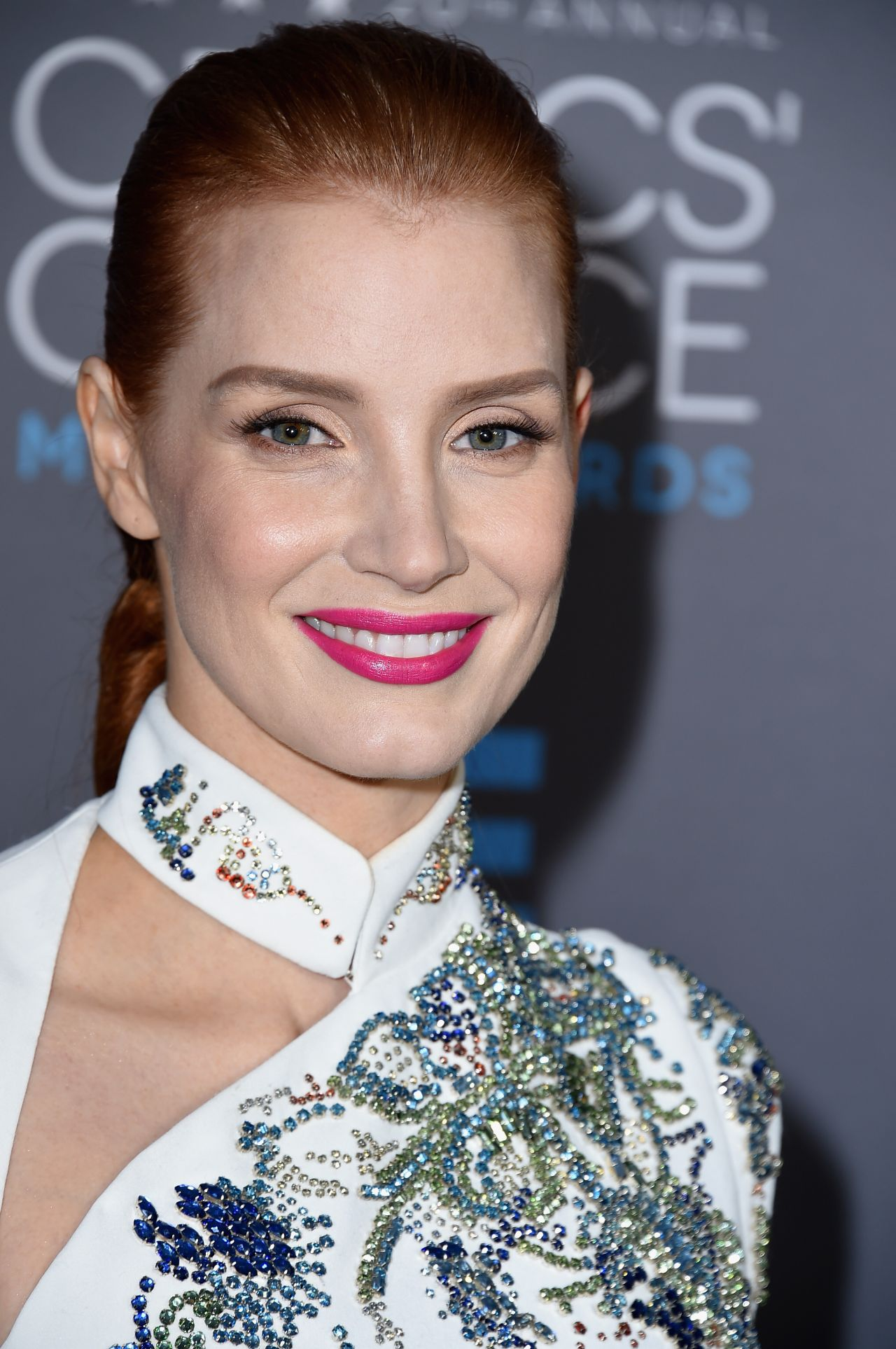 Jessica Chastain – 2015 Critics Choice Movie Awards in Los ... Jessica Chastain Movies