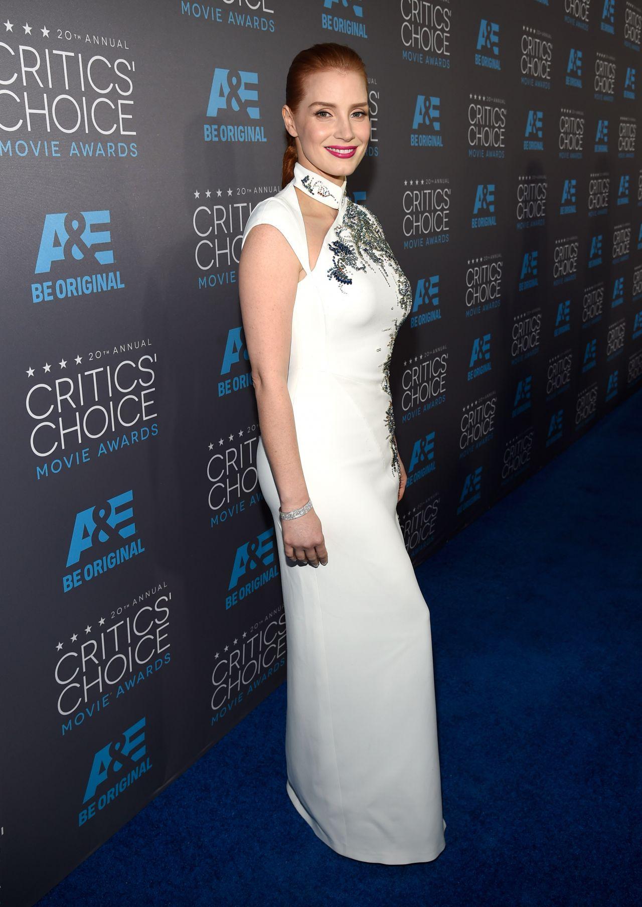 Jessica Chastain - 2015 Celebrity Photos