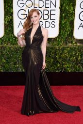 Jessica Chastain – 2015 Golden Globe Awards in Beverly Hills