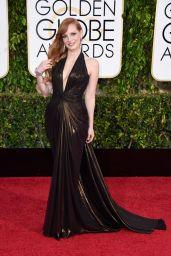 Jessica Chastain – 2015 Golden Globe Awards in Beverly Hills