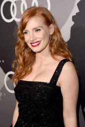 Jessica Chastain – Audi Celebrates Golden Globes Week 2015 in Los Angeles