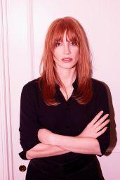 Jessica Chastain - Yahoo Style Photoshoot 2015