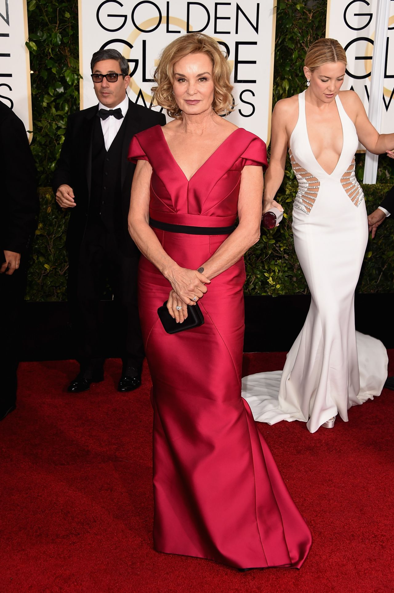 Jessica Lange – 2015 Golden Globe Awards in Beverly Hills