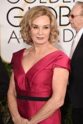 Jessica Lange – 2015 Golden Globe Awards in Beverly Hills