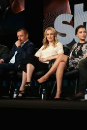 Jessica Parker Kennedy - Black Sails panel TCA Press Tour 2015 in Pasadena
