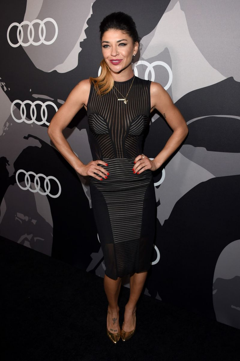 Jessica Szohr – Audi Celebrates Golden Globes Week 2015 in Los Angeles