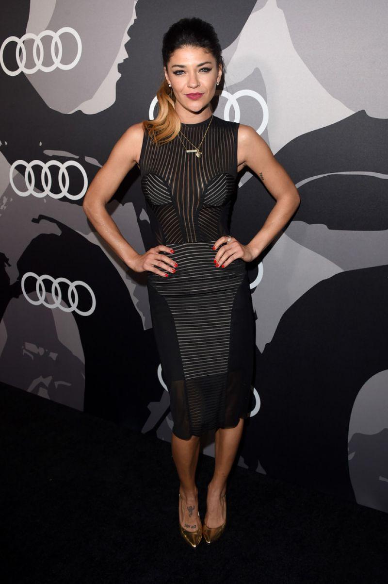 Jessica Szohr 2015 Celebrity Photos A Audi Celebrates
