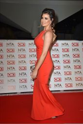 Jessica Wright – 2015 National Television Awards in London