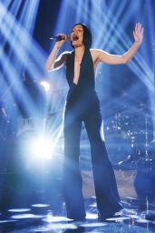 Jessie J - Performing on The Graham Norton Show in London, January 2015