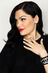 Jessie J - Portraits Photoshoot during FLZ