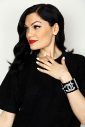 Jessie J - Portraits Photoshoot during FLZ