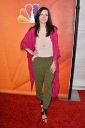 Jill Flint - 2015 NBCUniversal Press Tour Day 2 in Pasadena