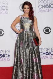 Jillian Rose Reed – 2015 People's Choice Awards in Los Angeles
