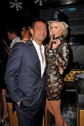Joanna Krupa Style - at a Mynt Club in Miami, Dec. 2014