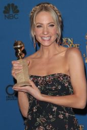 Joanne Froggatt - 2015 Golden Globe Awards in Beverly Hills