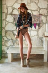 Josephine Skriver Photoshoot for Revolve - Spring 2015