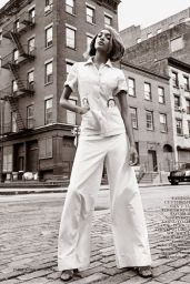 Jourdan Dunn - Vogue Magazine (UK) February 2015 Issue