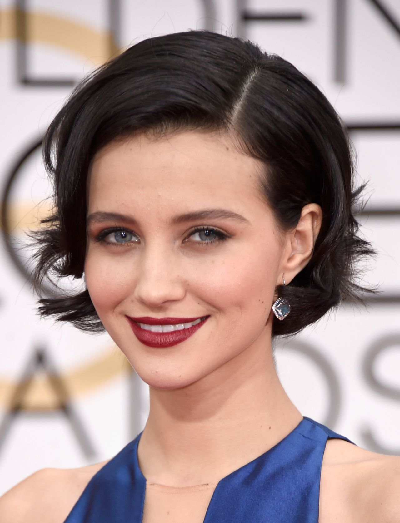Julia Goldani Telles 2015 Golden Globe Awards In Beverly