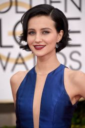 Julia Goldani Telles – 2015 Golden Globe Awards in Beverly Hills