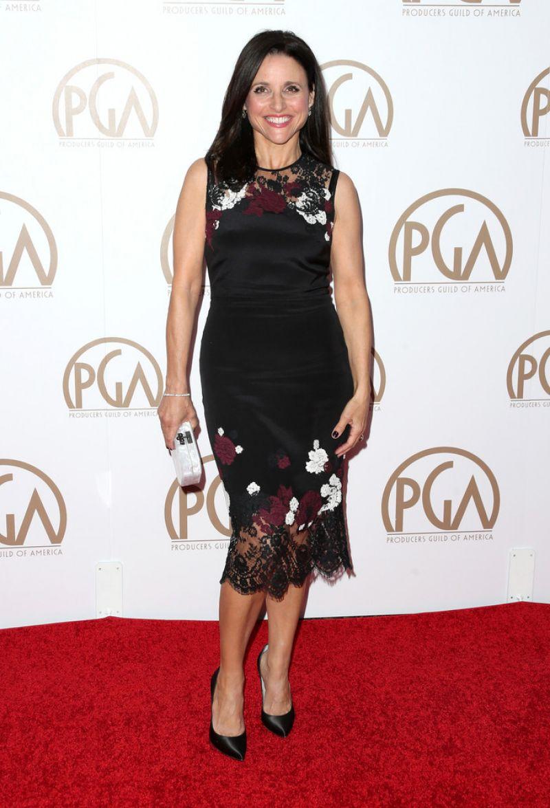 Julia Louis-Dreyfus – 2015 Producers Guild Awards in Los Angeles