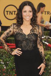 Julia Louis-Dreyfus – 2015 SAG Awards in Los Angeles