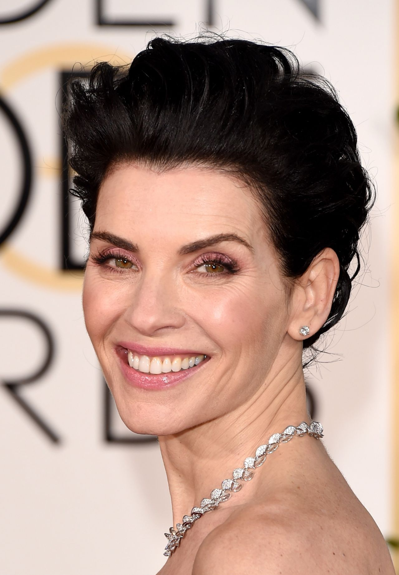 Julianna Margulies 2015 Golden Globe Awards In Beverly Hills