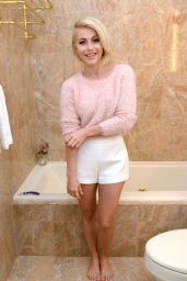 Julianne Hough - Venus Swirl Razor Promoshoot in Los Angeles, Jan. 2015