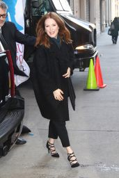 Julianne Moore - Out in NYC, January 2015