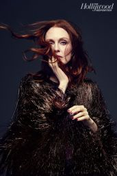 Julianne Moore - The Hollywood Reporter Magazine Cover & Photoshoot - February 6th 2015 Issue