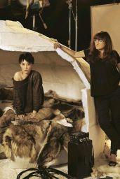 Juliette Binoche - El Pais Semanal Magazine - January 2015