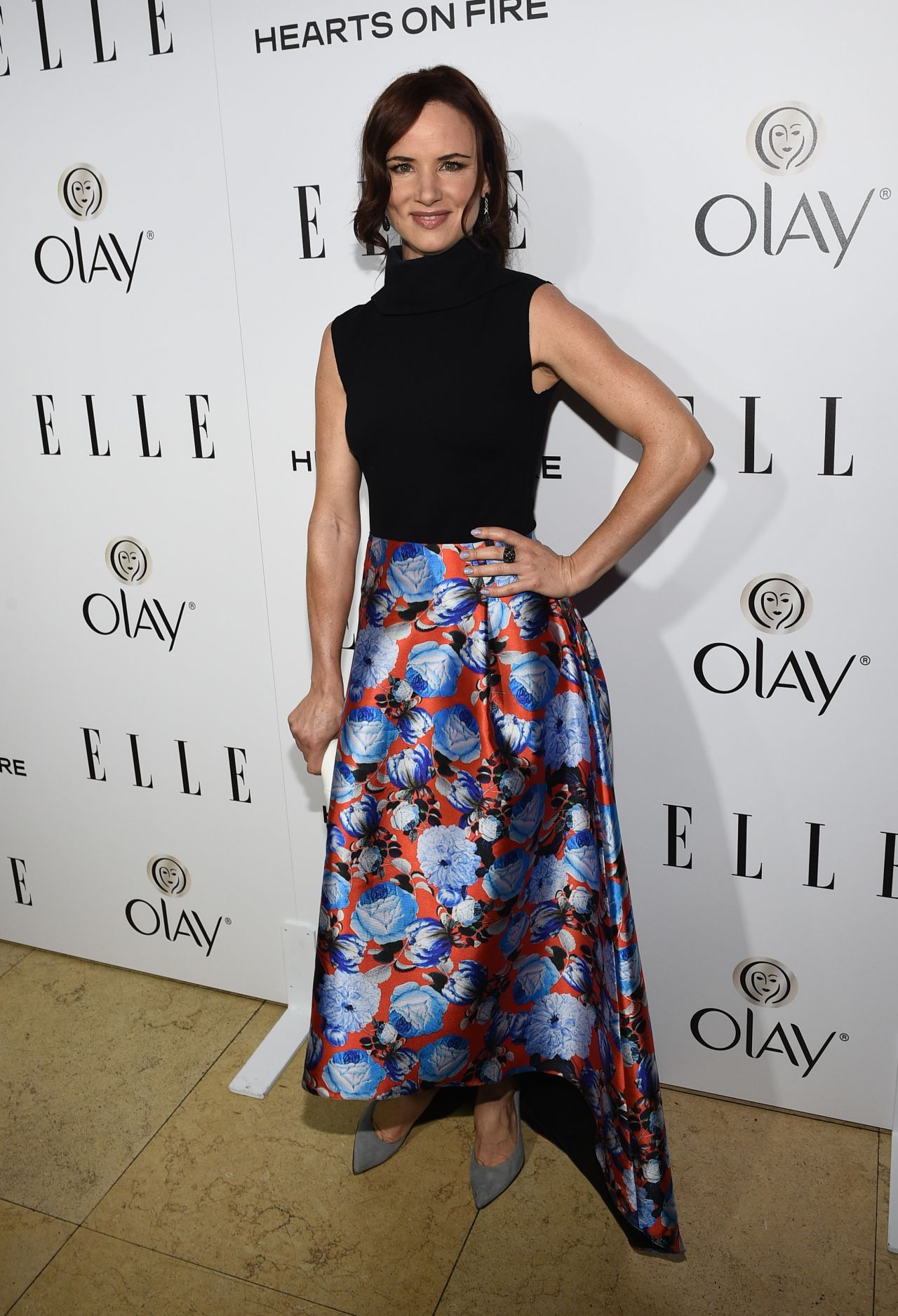 Juliette Lewis – ELLE 2015 Annual Women in TV Celebration in Los Angeles