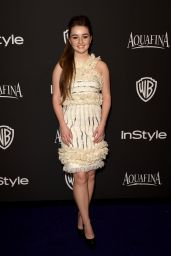 Kaitlyn Dever - InStyle And Warner Bros. 2015 Golden Globe Awards Post-Party