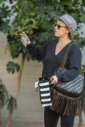 Kaley Cuoco - Out in Los Angeles, January 2015